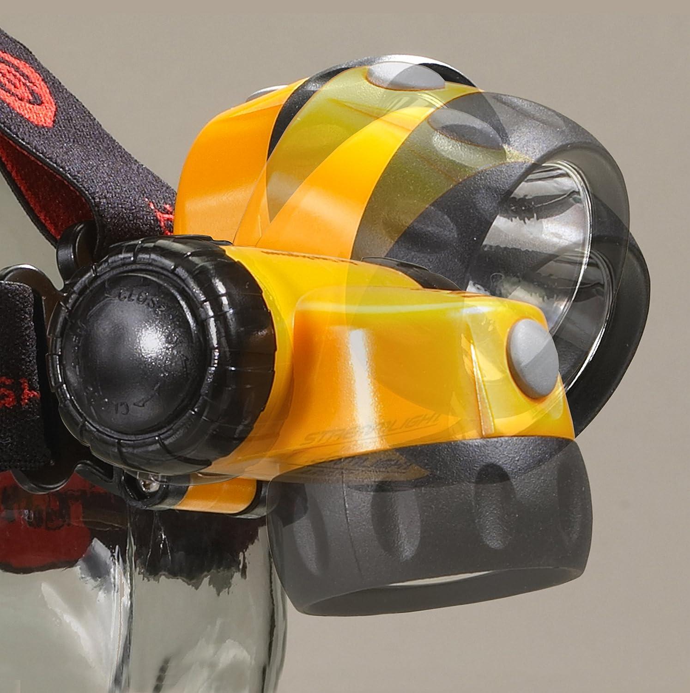 Yellow Streamlight 61301 Argo C4 LED Head Mount Headlamp 150 Lumens