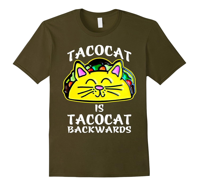 Tacocat - Funny Cat T shirt-Art