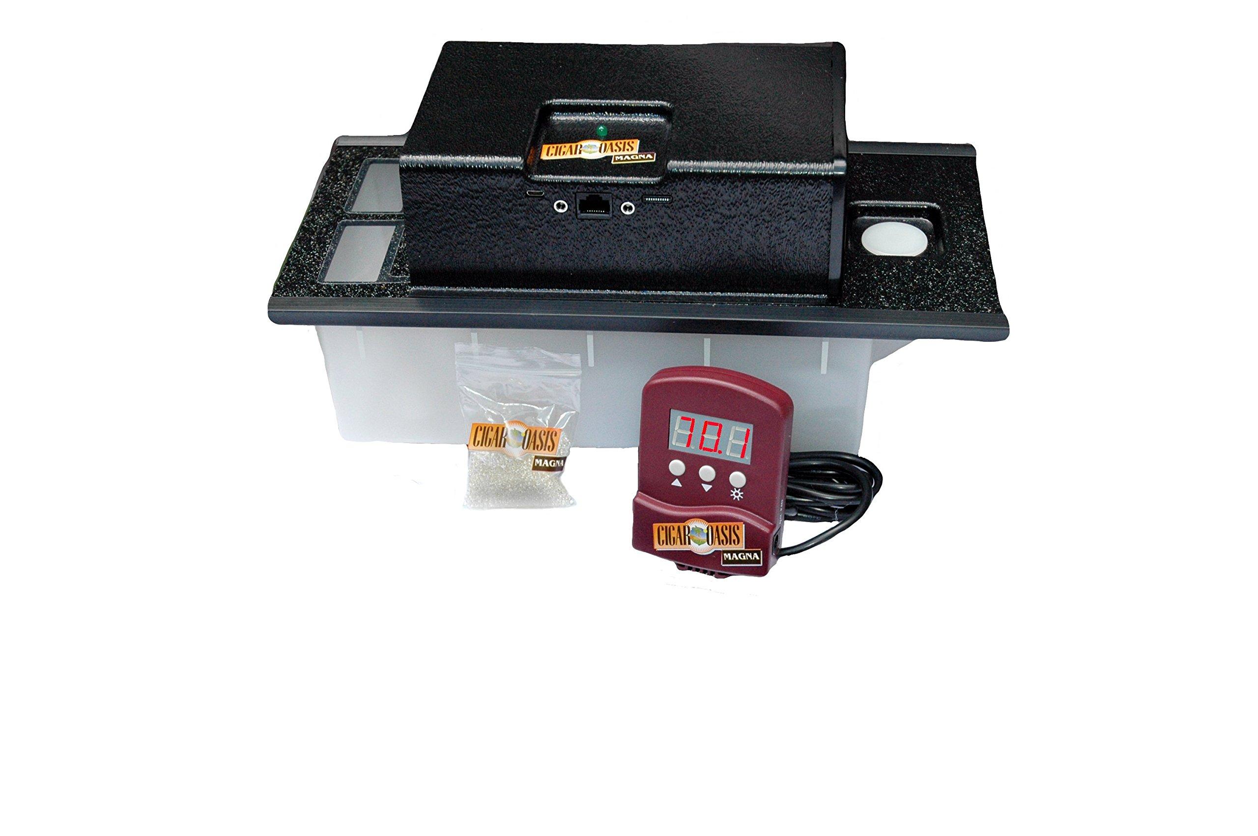 Cigar Oasis Magna 3.0 Electronic Humidifier