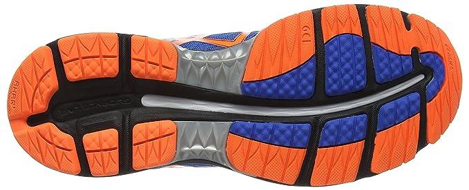 Amazon.com: ASICS Gel-Nimbus Mens Running Shoes Blue T600N 3930, Size:44.5: Shoes