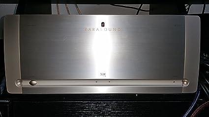 Parasound Halo de 21 Canales, Potencia Amplificador: Negro: Amazon ...