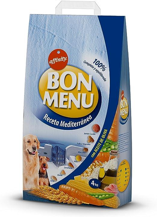 affinity Bon Menu - Receta Mediterránea - Alimento Completo para ...