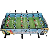 ZENY 40 in Home Tabletop Foosball Table/Soccer Game for Kids Portable Compact Mini Table Top Football Games for Arcades…