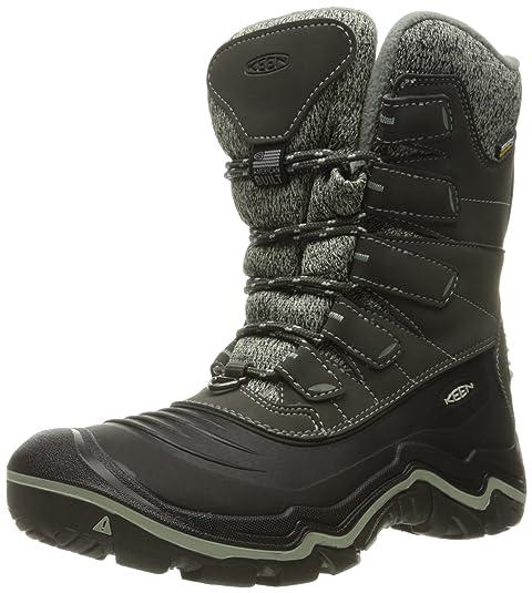 producto caliente la venta de zapatos En liquidación KEEN Durand Forro Polar-w Bota para Mujer: Amazon.com.mx ...