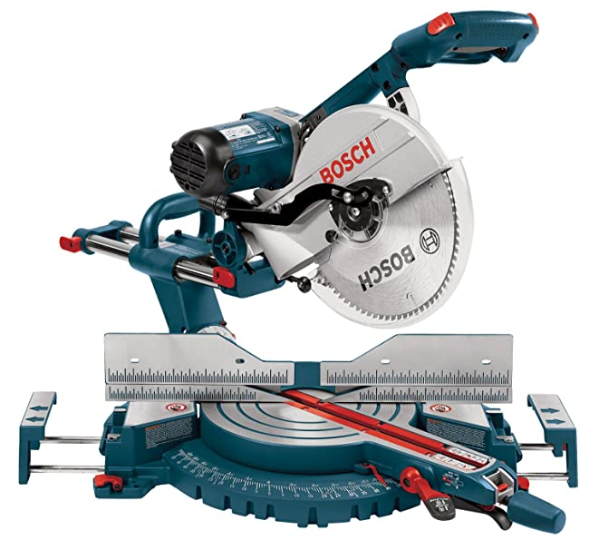Bosch 5312 12-inch Dual Bevel Slide Compound Miter Saw Review