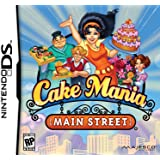 Cake Mania: Main Street - Nintendo DS