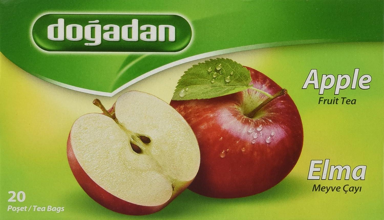 dogadan Apple Fruit Tea 20 Tea Bags