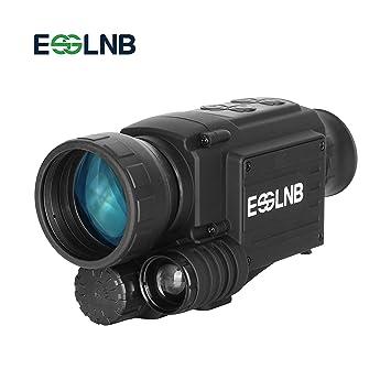 ESSLNB Monoculaire Vision Nocturne 5X40 Lunette Vision Nocturne Infrarouge  IR Caméra HD Camera Vision Nocturne Enregistrement cc308e419ae7