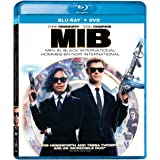 Men In Black International [Blu-ray + DVD + Digital] (Bilingual)