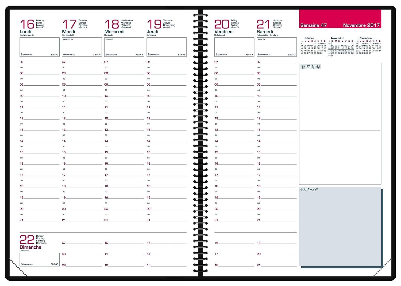 Oxford – 1 Agenda Wochenkalender Work Oxford Oxford Oxford My Fab – September 2016 bis September 2017 – 12 x 15 cm – 3 Motive erhältlich B01G7JD1RG       Verschiedene Arten Und Die Styles  12dd07