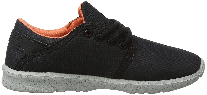 Etnies Womens B(M) Scout Sneaker B01N9ZAL9Z 5 B(M) Womens US|Black/Grey 9cb4c4