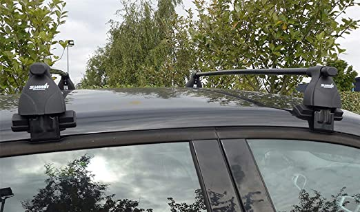 Roof Rails Summit Pair Of 10-13 5 Door Fits Nissan Juke Roof Bars