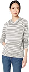 Daily Ritual Women's Supersoft Terry Popover Sweatshirt
