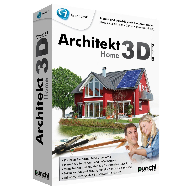 Amazing Architekt 3D X5 Home