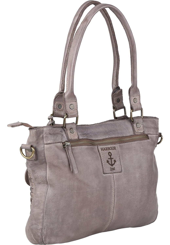 c0b4d3b74a74e Harbour 2nd Damenhandtasche Ysabel Cognac Tasche  Amazon.de  Schuhe    Handtaschen