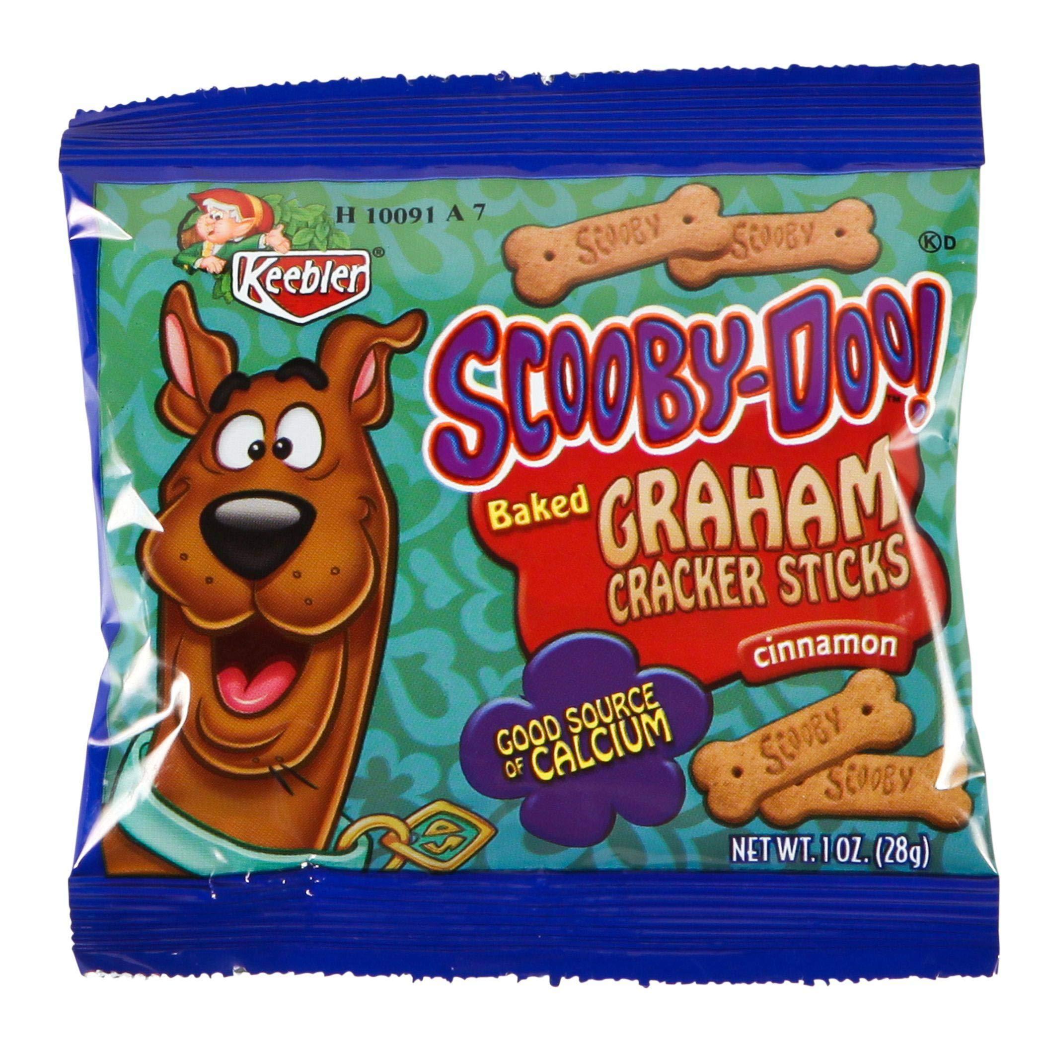 Snack Cinn Graham Stix