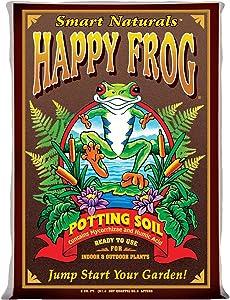 FoxFarm FX14047 Happy Frog Potting Soil