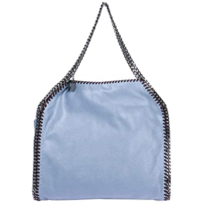 81c828c286c Stella McCartney Falabella Small sac à main femme blu  Amazon.fr ...