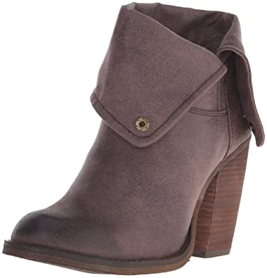 Sbicca Women's Chord Ankle Bootie,Taupe,6 ...