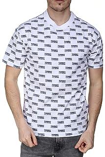 5306eec7aa Tommy Jeans Herren T-Shirt TJM Bold Stripe Tee: Amazon.de: Bekleidung