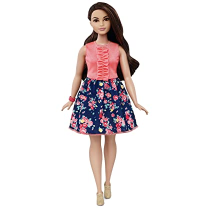 Barbie Fashionistas Doll 26 Spring Into Style - Curvy