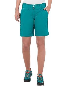 15c38866d92 Vaude Skomer Short Femme  Amazon.fr  Sports et Loisirs