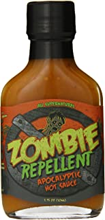 product image for Original Juan Zombie Repellent Apocalyptic Hot Sauce, 3.75 Ounce