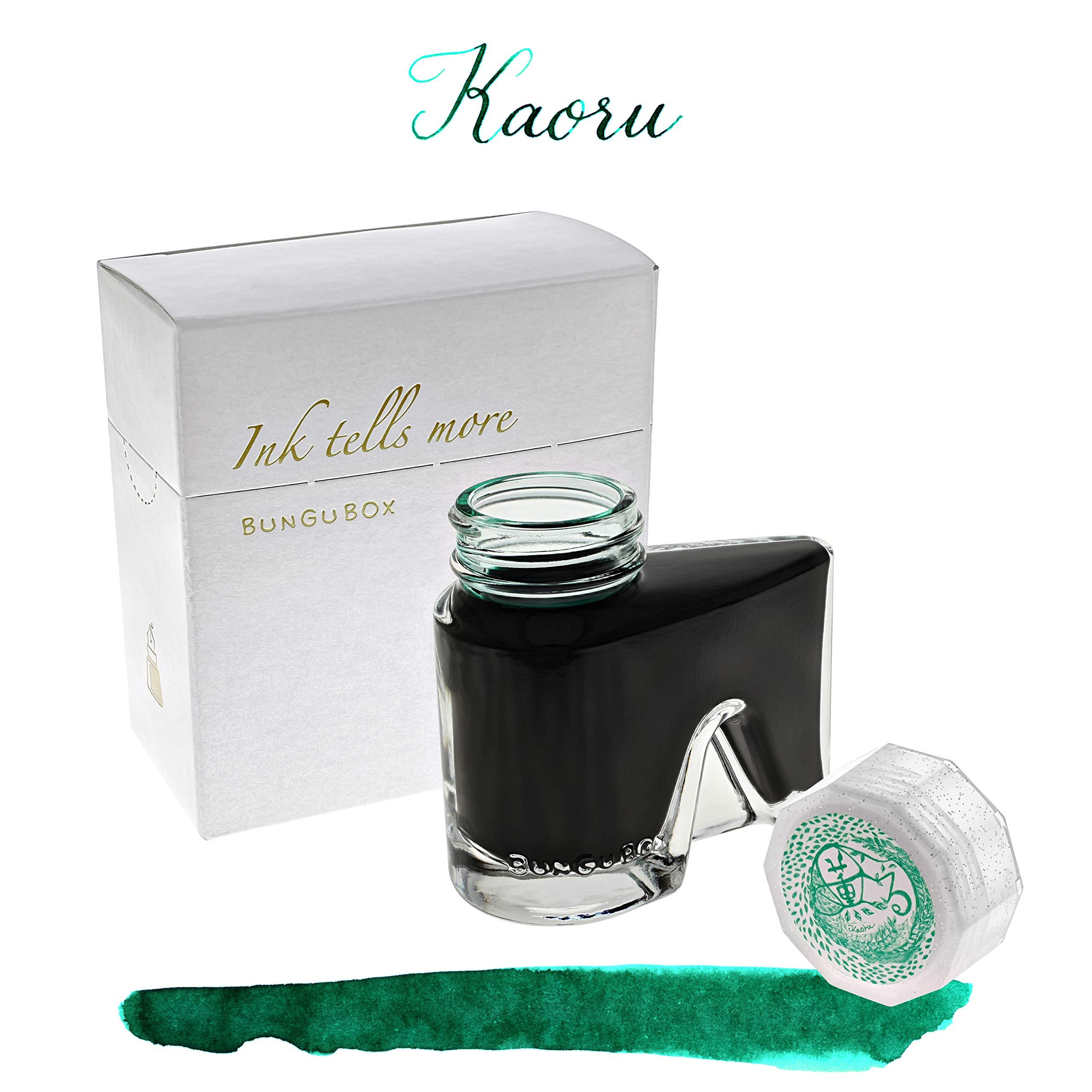 Bungubox 30mL Bottled Ink in Kaoru by Bungubox (Image #1)