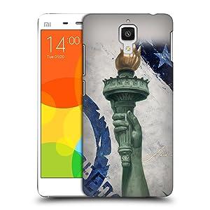 Official Jason Bullard Liberty America Hard Back Case for Xiaomi Mi 4