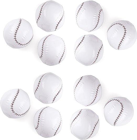 Amazon.com: Favores de partido de béisbol bate de béisbol y ...