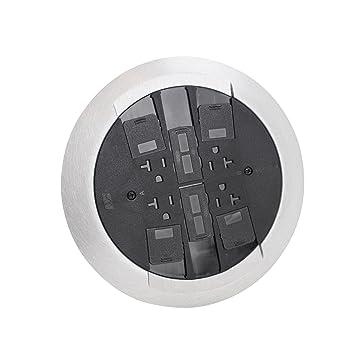 Wiremold Legrand Rc4Atcal Rc4 Series Poke-Thru Devices Flush ...