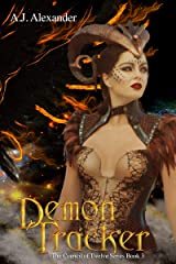 Demon Tracker: Book 3 in 'The Council Of Twelve' series Kindle Edition
