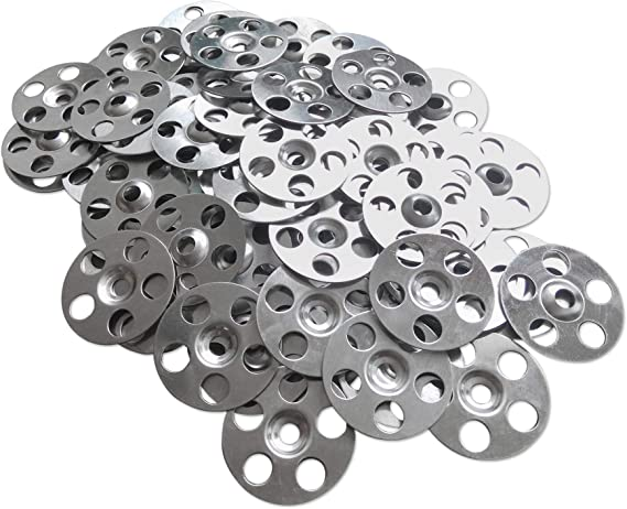 Tile Backer Stainless Steel washers Insulation Boards /& Trays Easy Fix System