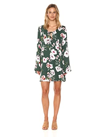 c726ded6fa5a Somedays Lovin Women s Burning Desire Floral Print Tunic Dress at ...