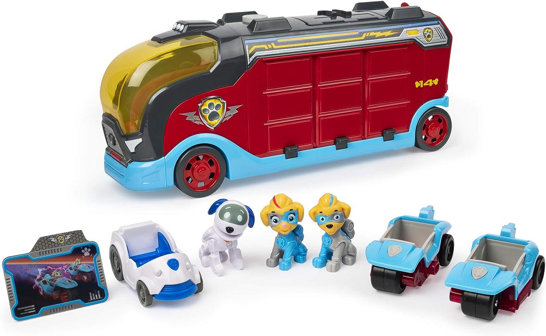 Bizak- Autobus Mighty Pups Patrulla Canina Juguete (61921673)