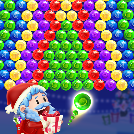 Gummy Pop -  Sweet Candy Bubble Shooter Game! (Best Bubble Shooter Game Android)