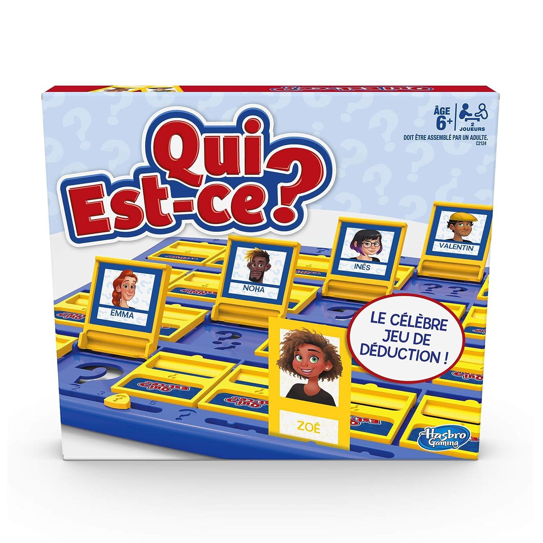jeu qui est-ce ? - jeux de sociétés enfants