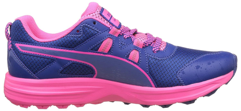 Puma Descendant TR Wn, Scarpe Running Donna, Blu (True Blue-Knockout Pink 08), 39 EU