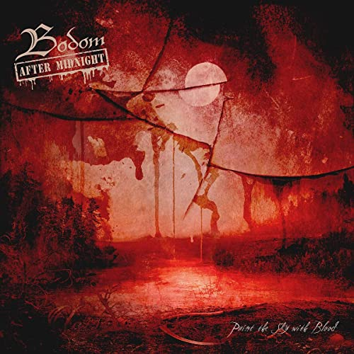 Bodom After Midnight - Paint The Sky With Blood (EP)