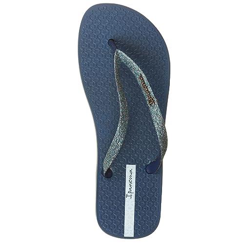 scarpe da ginnastica a buon mercato rapporto qualità-prezzo prima clienti Ipanema Infradito Glitterato Blu Blu, Gomma, 40 D: Amazon.it ...