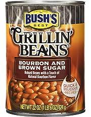 Bush's Bourbon and Brown Sugar Grillin' Beans, 132 Oz