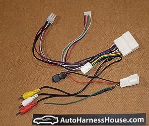 [DIAGRAM_38ZD]  Amazon.com: AutoHarnessHouse Aftermarket Headunit Installation Adapter  compatible with Subaru 2016-2019: Car Electronics | Wire Harness House |  | Amazon.com
