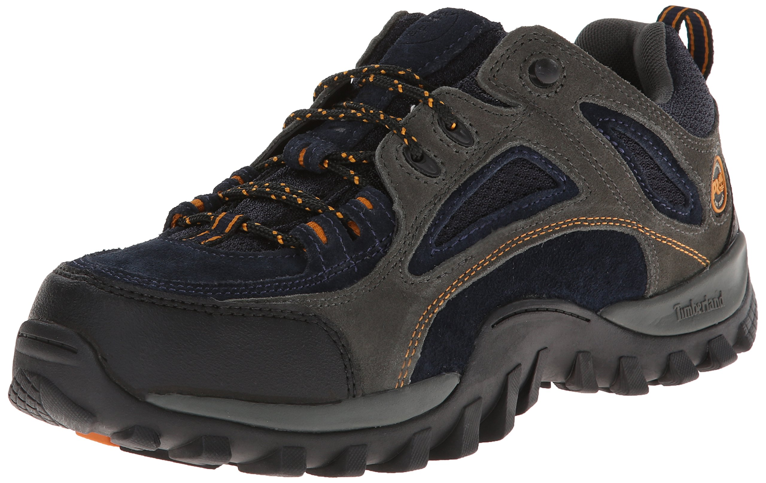 Timberland PRO Men's Mudsill Steel Toe Oxford Shoe,Blue/Blue,12 W