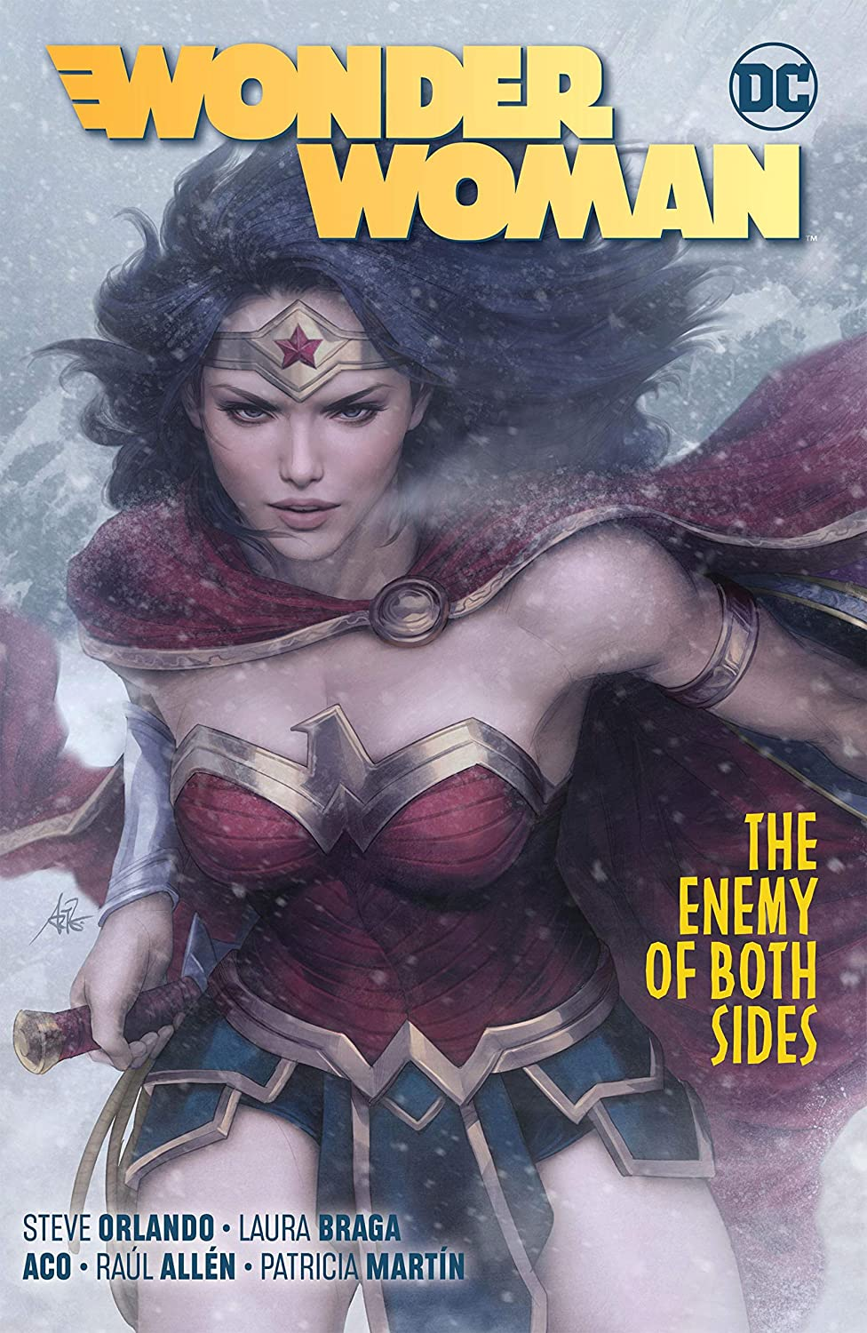 Wonder Woman (2016-) Vol. 9: The Enemy of Both Sides See more