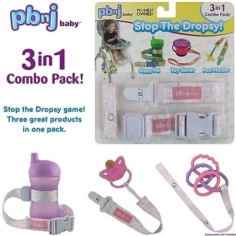 Stop The Dropsy 3 en 1 Combo Pack Pink Love: Amazon.es: Bebé