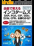 会話で覚えるインコタームズDAP、FCA、CIF、DDU、EXW、CFR、全部わかる?10分で読めるシリーズ