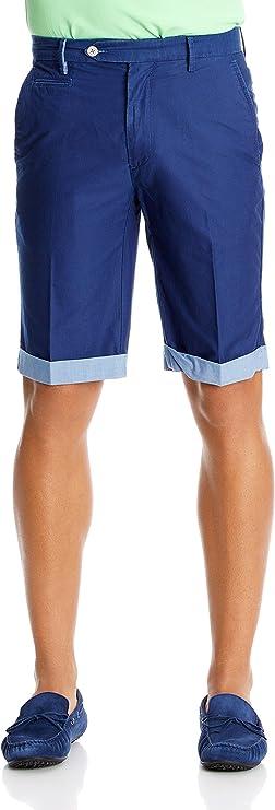 Hackett Roll Up Shorts Bermuda para Hombre