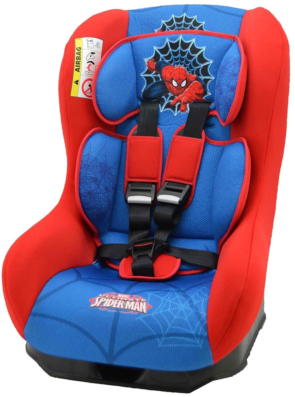 Spiderman Child Car Seat Cover
