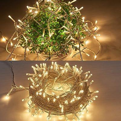 Buy Greneric 99ft Christmas Lights Fairy String Lights Bedroom Patio Festive Medium Firefly String 300l Warm White Online In Kazakhstan B08k8gdmkz