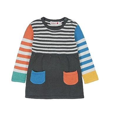 boboli Robe pour Bébé Fille pour Bébé Fille  Amazon.fr  Vêtements et  accessoires 6875bb578b8